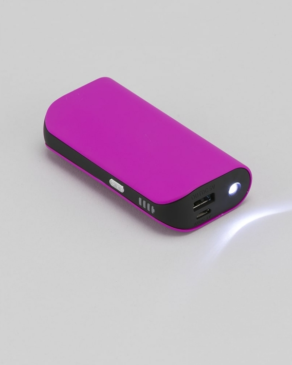 powerbank lampe led