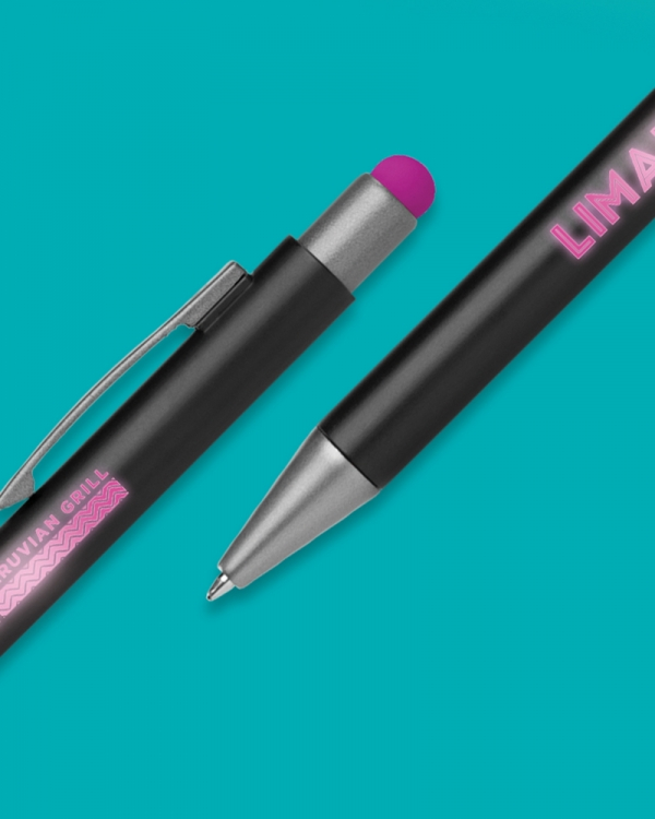 stylo bille stylet publicitaire Bowie
