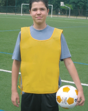 chasuble promotionnel pour le sport