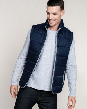 bodywarmer promotionnel sans manches kariban