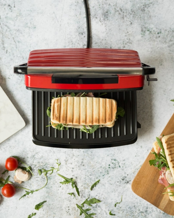 grill rouge compact
