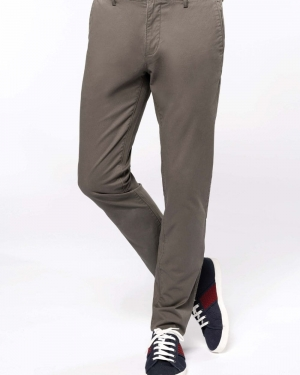 chino publicitaire corporate homme kariban